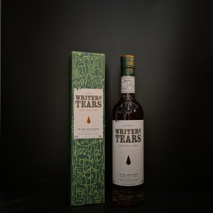 Whiskys : Blended Irish Whiskey - Writers Tears - Copper Pot