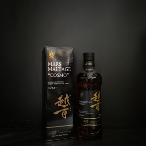 Whiskys : Blended Malt Whisky - Shinshu Mars Distillery - Cosmo