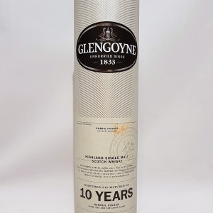 Glengoyne Highland 10 ans single malt whisky 40°