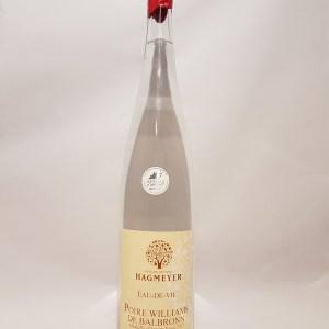 Poire williams de Balbronn  45% vol MAGNUM 150 CL