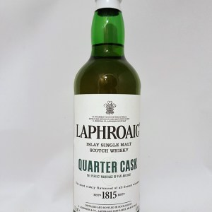 Laphroaig Quater Cask islay single malt whisky 48°