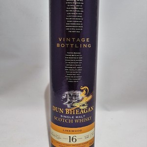Dun Bheagan Collector Linkwood 16 ans Single Malt whisky 50°