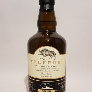 Wolfburn Morven single malt whisky 46°