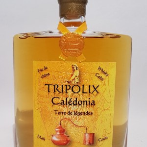 Tripolix  » Calédonia» whisky celte 40°