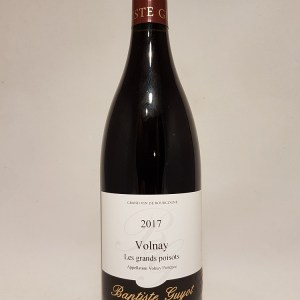 Volnay «les grands poisots» Baptiste Guyot 2017