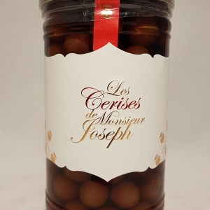 Les cerises ( Montmorency )de Monsieur Joseph 900ml 20%