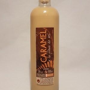 Liqueur de caramel à la fleur de sel 18°