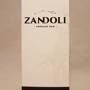 Dark rhum Zandoli 40°