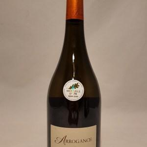 Côtes de Jura blanc Cuvée Arrogance Domaine Badoz 2017