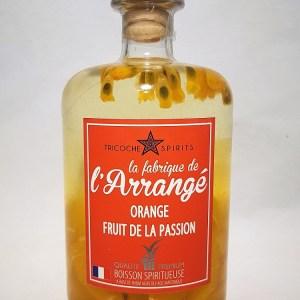 La fabrique de L'arrangé Orange Fruit de la Passion 32°