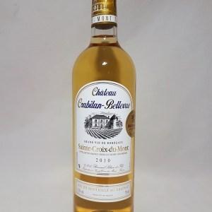 Château Crabitan-bellevue blanc liquoreux 2010