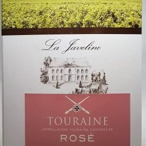 Touraine Gamay Rosé La Javeline Bib 5 litres