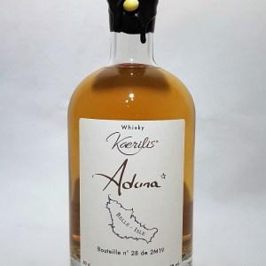 Blended Malt Whisky de Belle Ile en Mer Kaerilis Aduma 43,2%