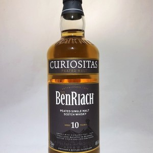 Benriach 10 Years Curiositas Peated Style Single Malt 46°