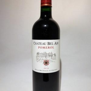 Pomerol Château Bel-Air 2016