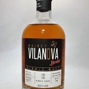 Distillerie Castan Whisky Tarnais Vilanova Berbie 43°