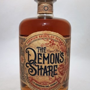 Rhum du Panama 6 ans Demon's share 40°