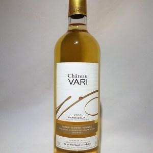 Château Vari blanc liquoreux 2010