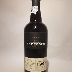 Porto Andresen  Colheita 1997 20°