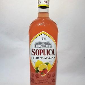 Vodka Polonaise Soplica aux Citron Framboise 50 cl 30°