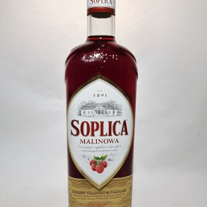 Vodka Polonaise Soplica aux Framboises 50 cl 30°