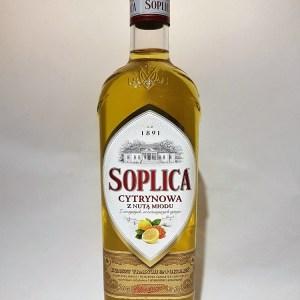 Vodka Polonaise Soplica Citron Miel 50 cl 30°