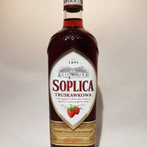 Vodka Polonaise Soplica Fraise 50 cl 30°