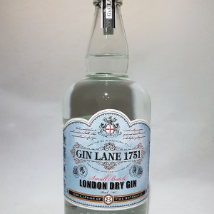 Gin Lane 1751 London DRY 40°