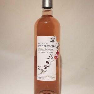 Côtes de Provence rosé Domaine de la Rose Trémière 2020