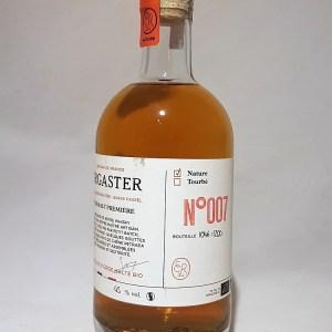 Ergaster Whisky des Hauts de France Picardie pur malt Nature 45° n°007