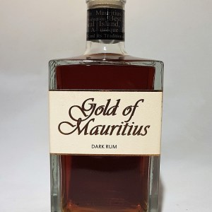 Rhum Mauricien Gold of Mauritius