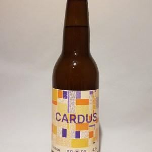 Brasserie Spore Cardus saison