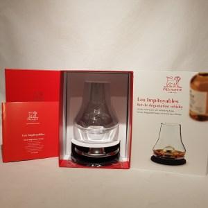 Set de dégustation whisky Les Impitoyables Peugeot