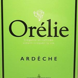IGP Ardèche blanc Orélie 3 litres