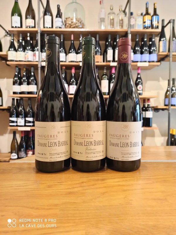 Full collection of Domaine Leon Barral