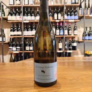 bottle white wine demi sec
