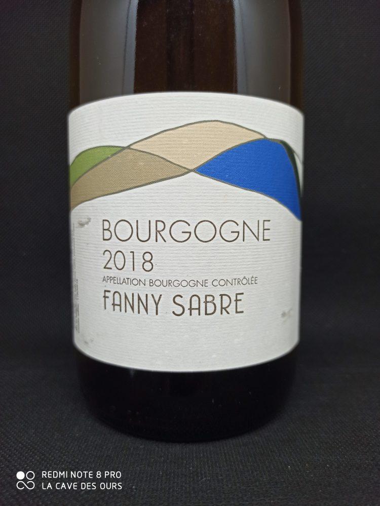 bourgogne blanc close up