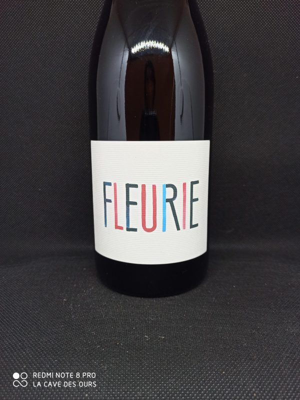 Fleurie close up