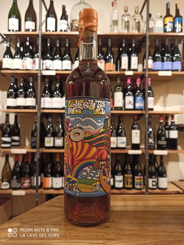 Ambré bottle