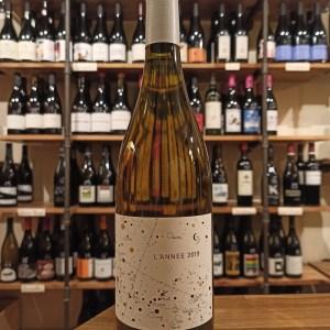 L'Annee 2019 white wine