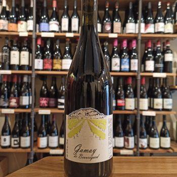 Gamay de Beauregard vin rouge