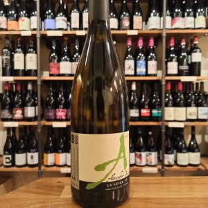 La Levée 19 vin blanc natural wine