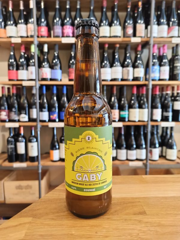 Gaby bière artisanale