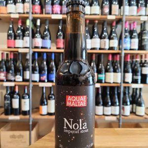 Nola Imperial Stout beer