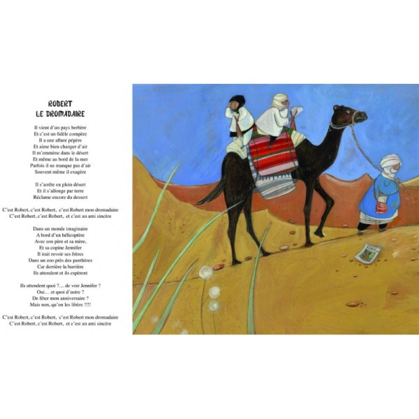 """Livre musical """"DOUNIA voyage musical au Maghreb"""""""