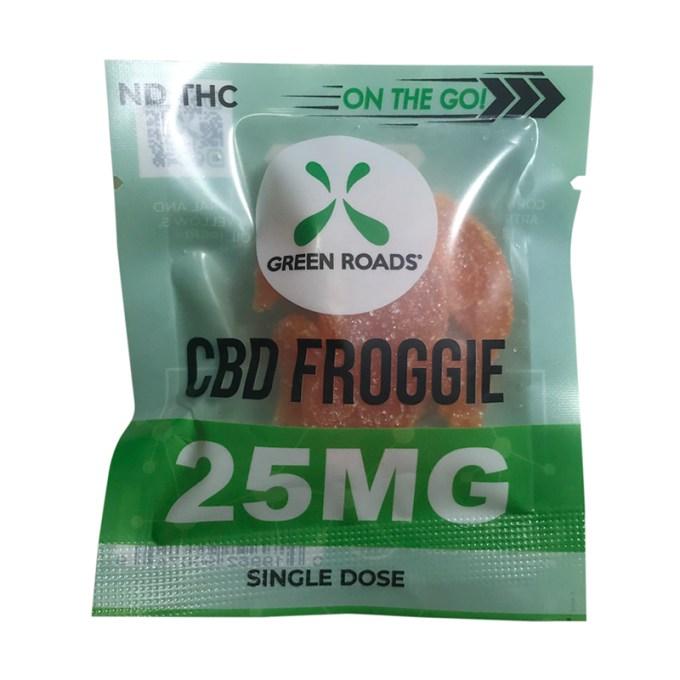 CBD FROGGIE