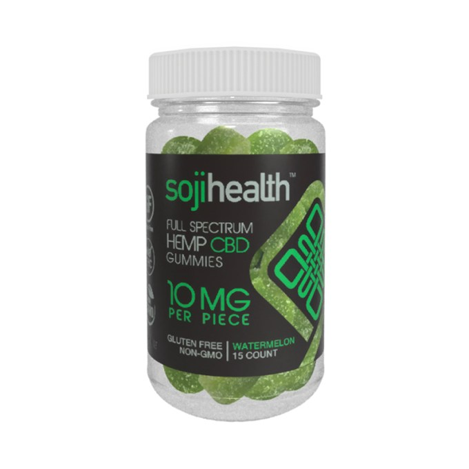 SOJIHEALTH™ GUMMIES WATERMELON