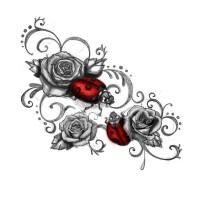 Unos diseños para tatoos con nombre propio: David Ribas Pena