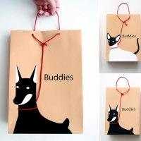 Ejemplos de bolsas creativas