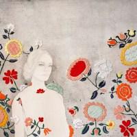 "Ilustraciones ""bordadas"", by Izziyana Suhaimi"